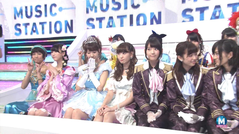 宮脇咲良 AKB48ミュージックステーション Mステ20140926 (35)