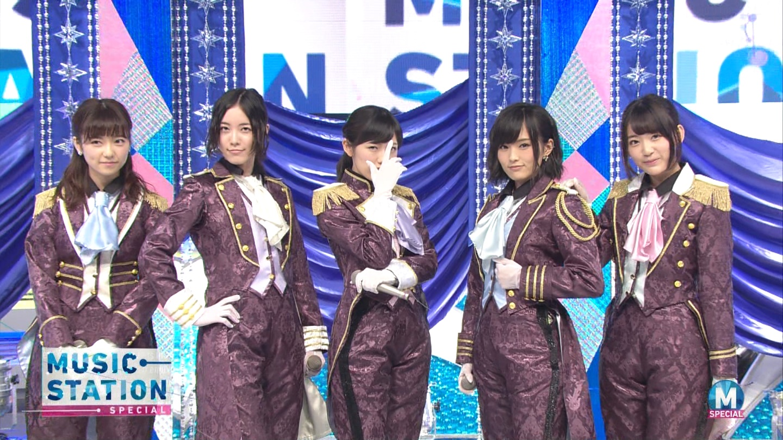 宮脇咲良 AKB48ミュージックステーション Mステ20140926 (37)