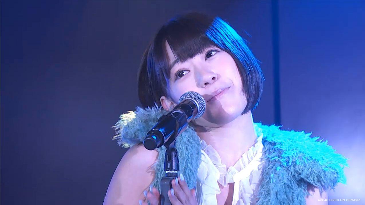 宮脇咲良 ハート型ウィルス AKB48チームA公演20140910 (42)