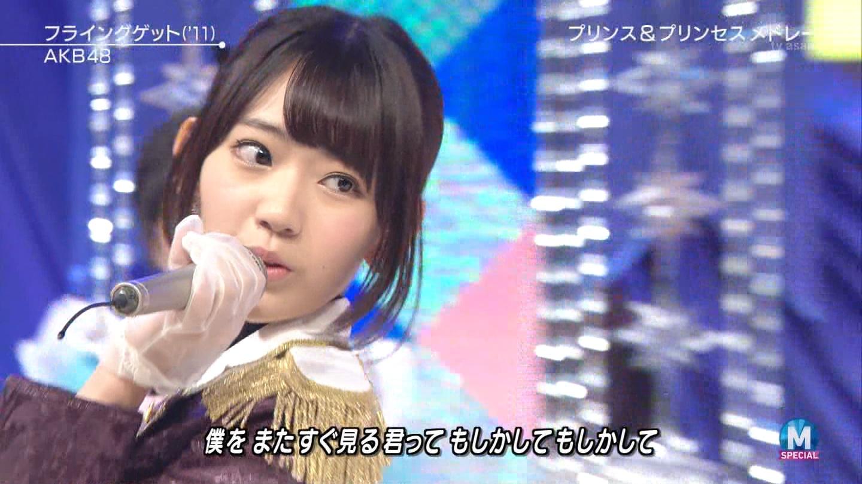 宮脇咲良 AKB48ミュージックステーション Mステ20140926 (60)