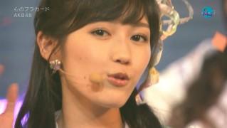 AKB48 心のプラカード MJ 渡辺麻友 20140901 (10)