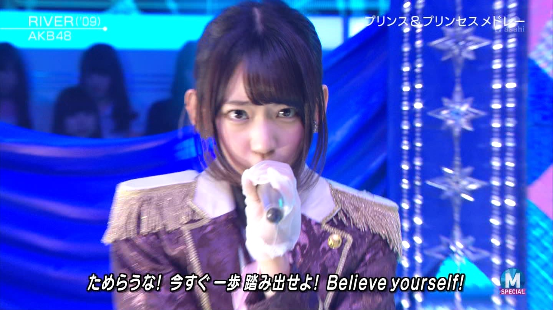 宮脇咲良 AKB48ミュージックステーション Mステ20140926 (52)