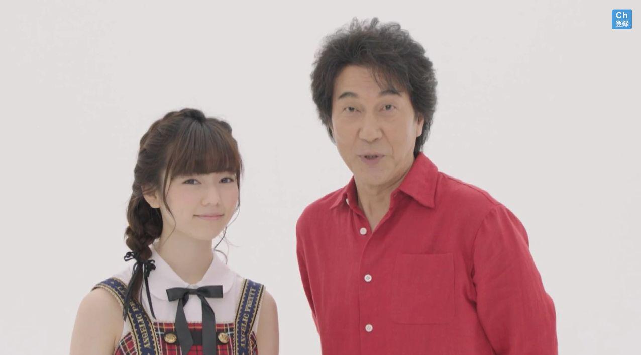 AKB48島崎遥香 マルちゃん正麺 塩味CM (12)