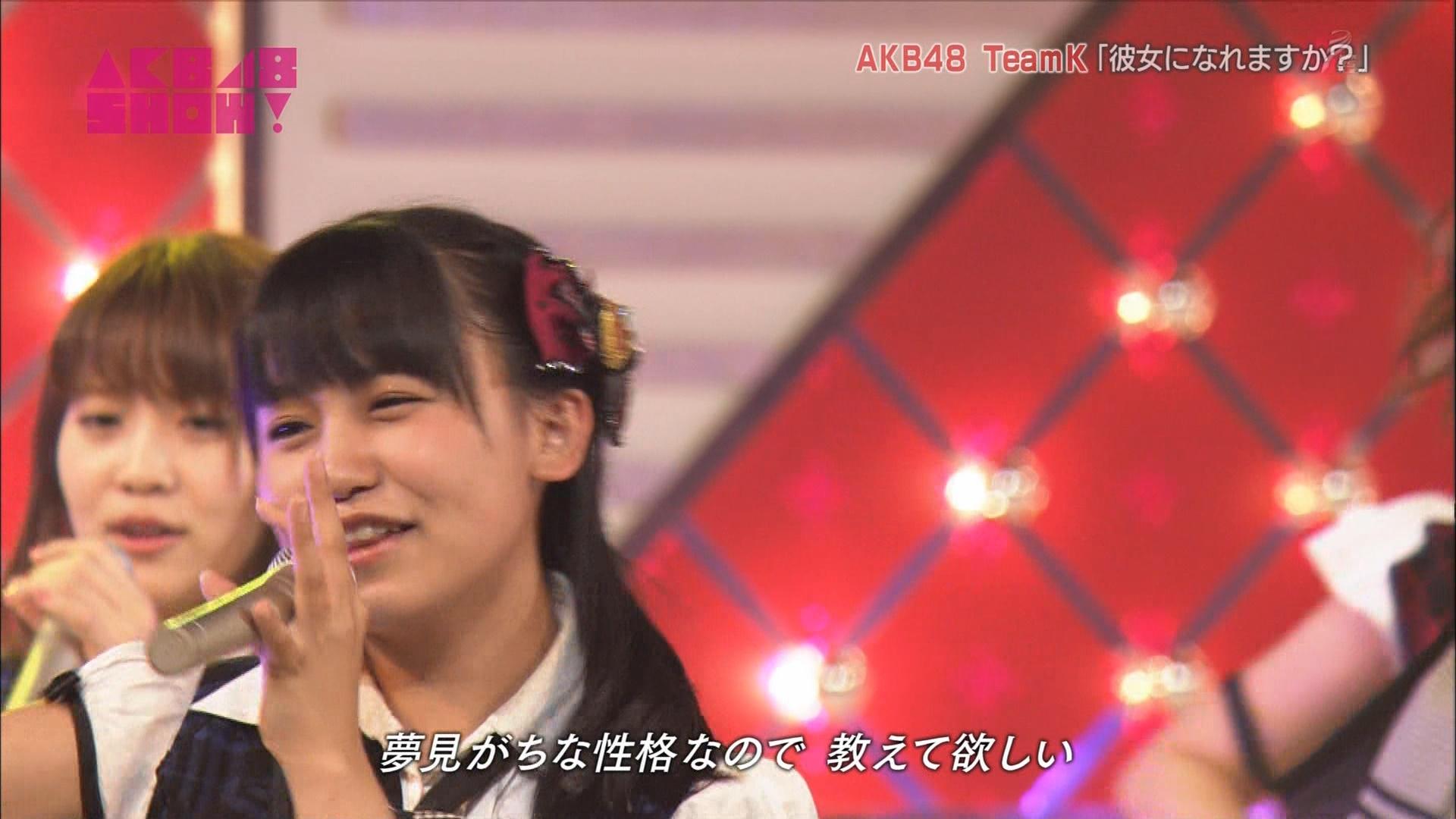小嶋真子 彼女になれますか AKB48SHOW! 20140906 (22)