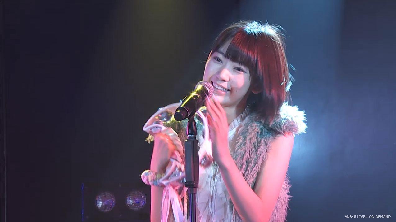 宮脇咲良 ハート型ウィルス AKB48チームA公演20140910 (26)