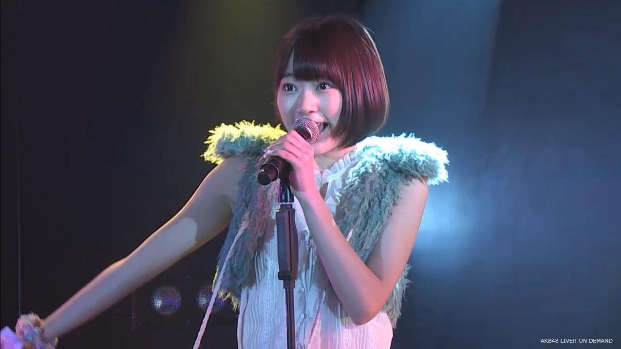 宮脇咲良 ハート型ウィルス AKB48チームA公演20140910 (27)