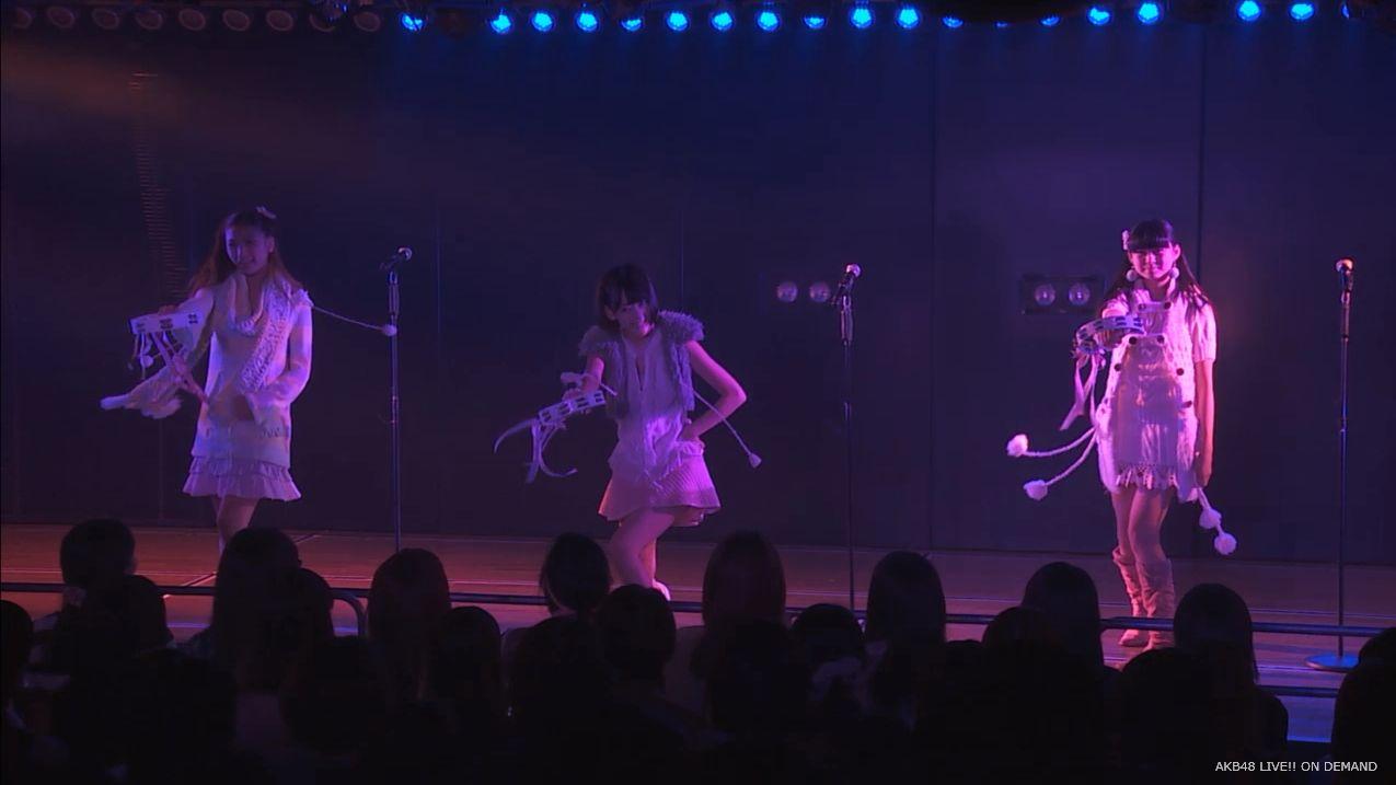 宮脇咲良 ハート型ウィルス AKB48チームA公演20140910 (16)