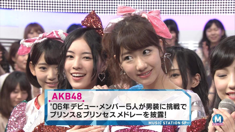 宮脇咲良 AKB48ミュージックステーション Mステ20140926 (7)