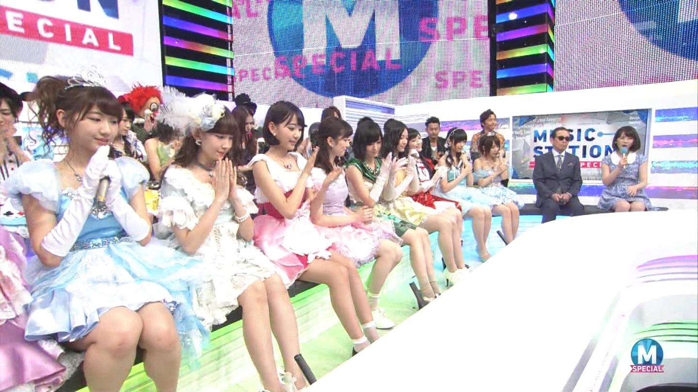 宮脇咲良 AKB48ミュージックステーション Mステ20140926 (83)