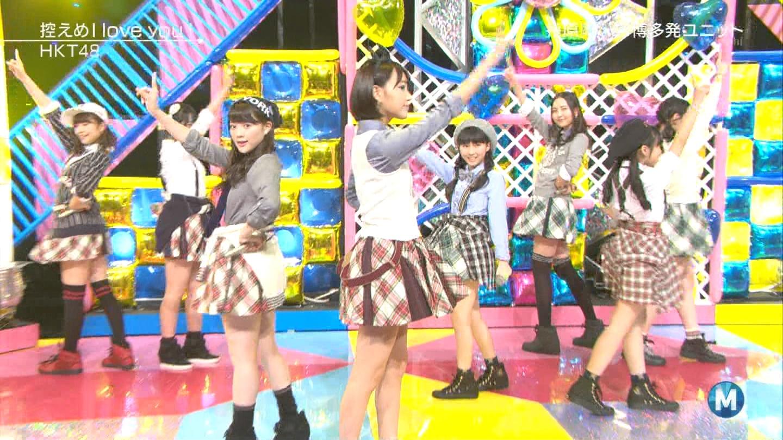 宮脇咲良 ミュージックステーション 控えめI love you 20140905 (65)