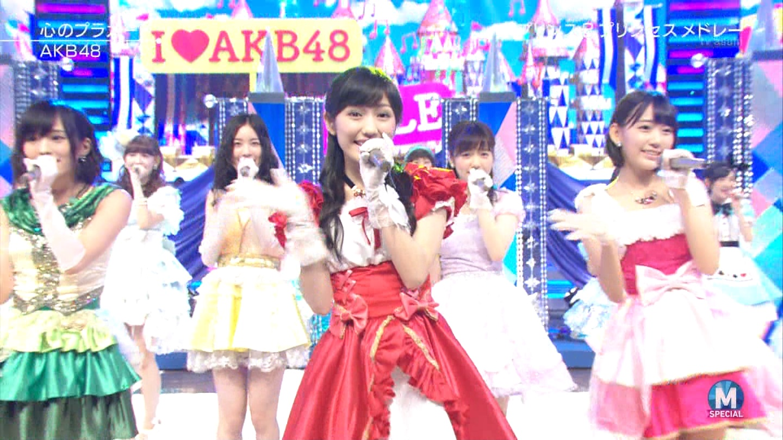 宮脇咲良 AKB48ミュージックステーション Mステ20140926 (78)