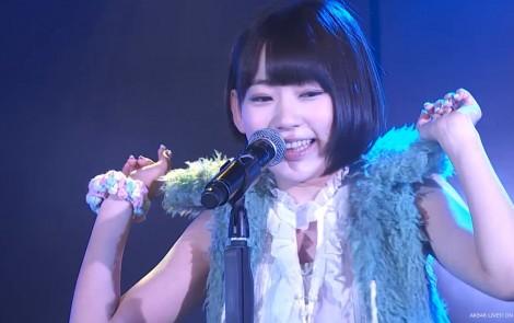 宮脇咲良 ハート型ウィルス AKB48チームA公演20140910 (43)