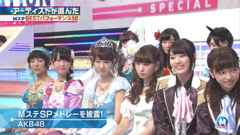 宮脇咲良 AKB48ミュージックステーション Mステ20140926 (34)