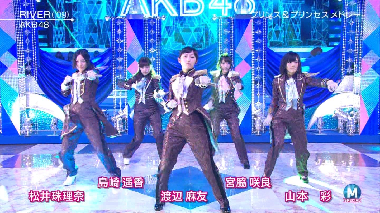 宮脇咲良 AKB48ミュージックステーション Mステ20140926 (46)