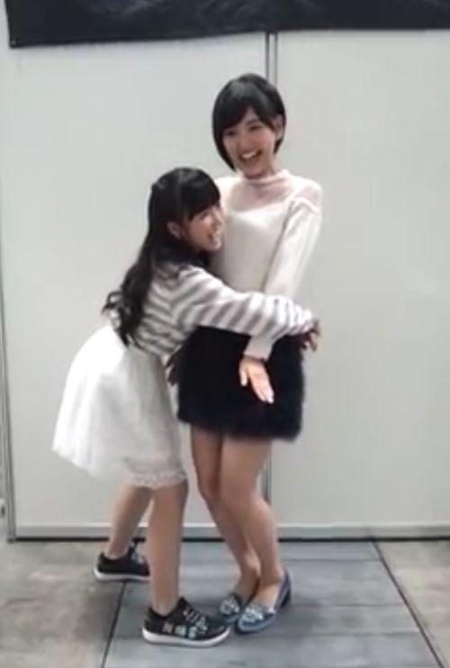 矢吹奈子 兒玉遥 前向き全国握手会 20140923 (4)