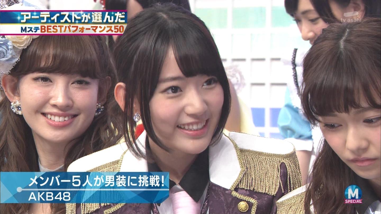 宮脇咲良 AKB48ミュージックステーション Mステ20140926 (29)