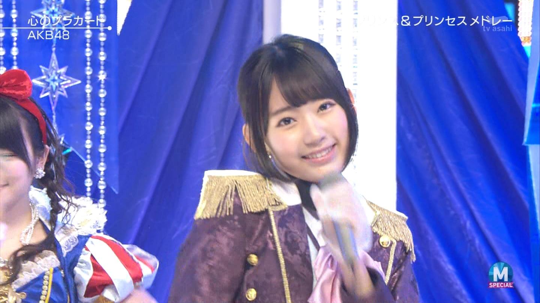 宮脇咲良 AKB48ミュージックステーション Mステ20140926 (71)