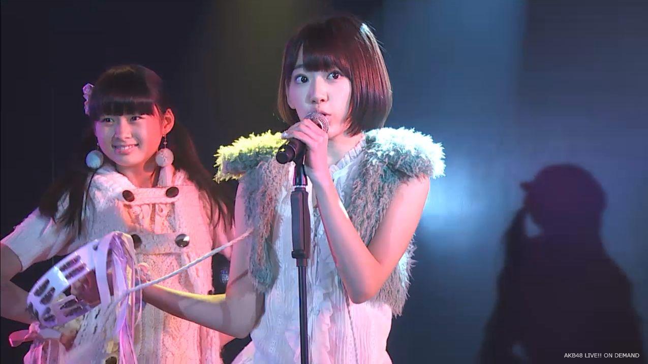 宮脇咲良 ハート型ウィルス AKB48チームA公演20140910 (25)