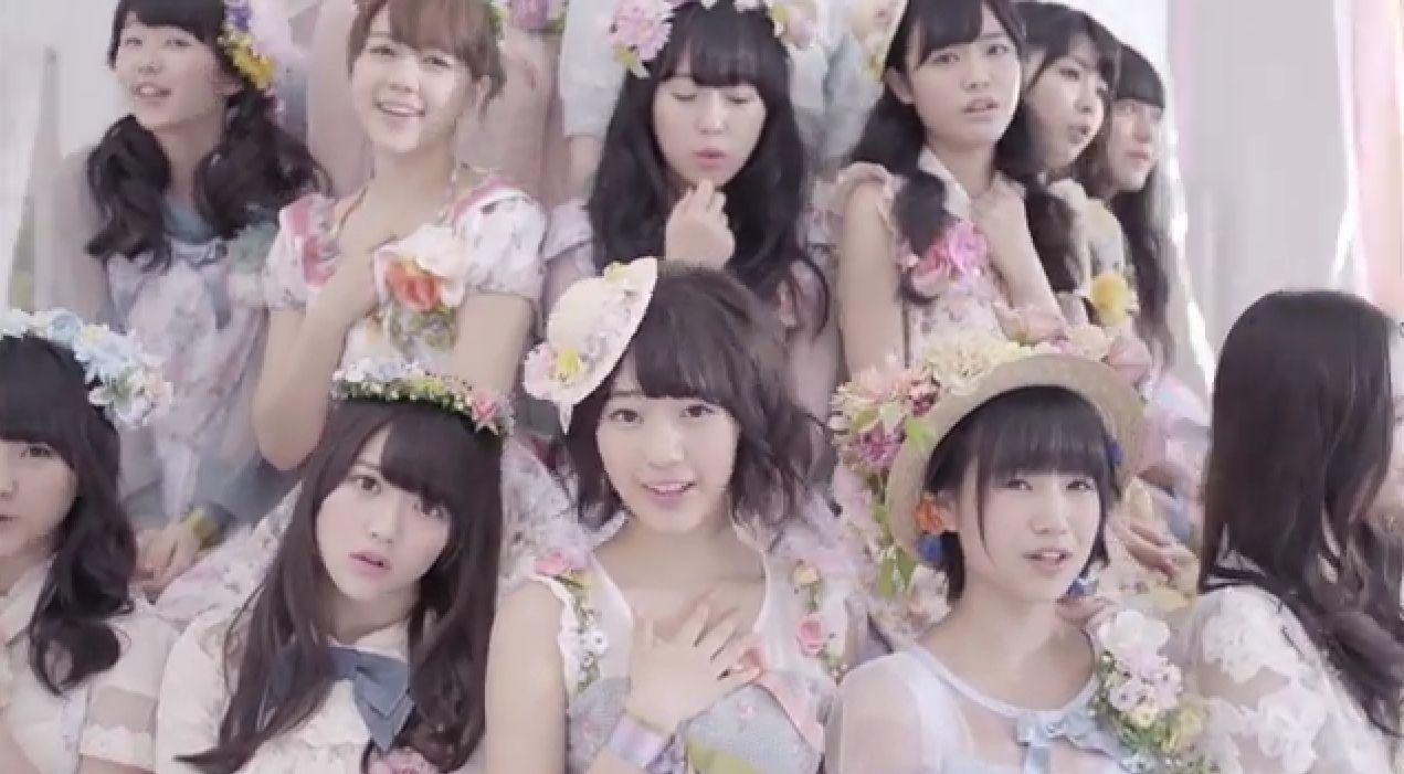 HKT48チームKⅣ「夏の前」 MV (10)