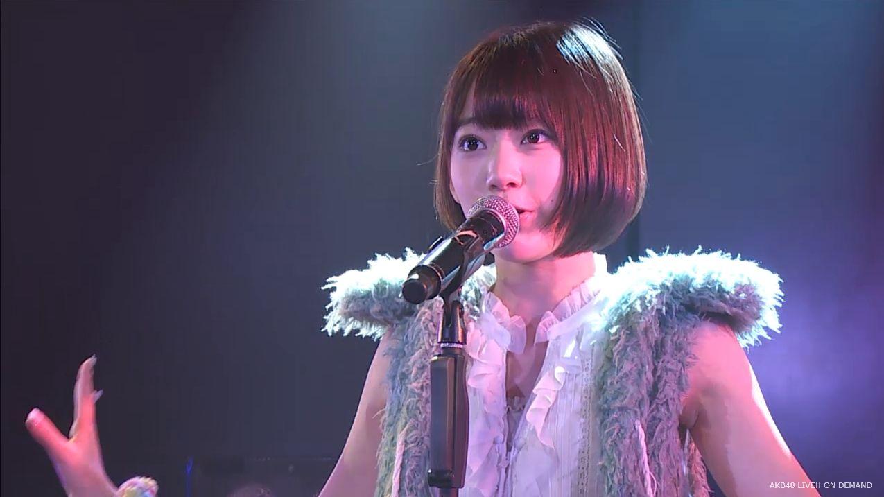 宮脇咲良 ハート型ウィルス AKB48チームA公演20140910 (32)