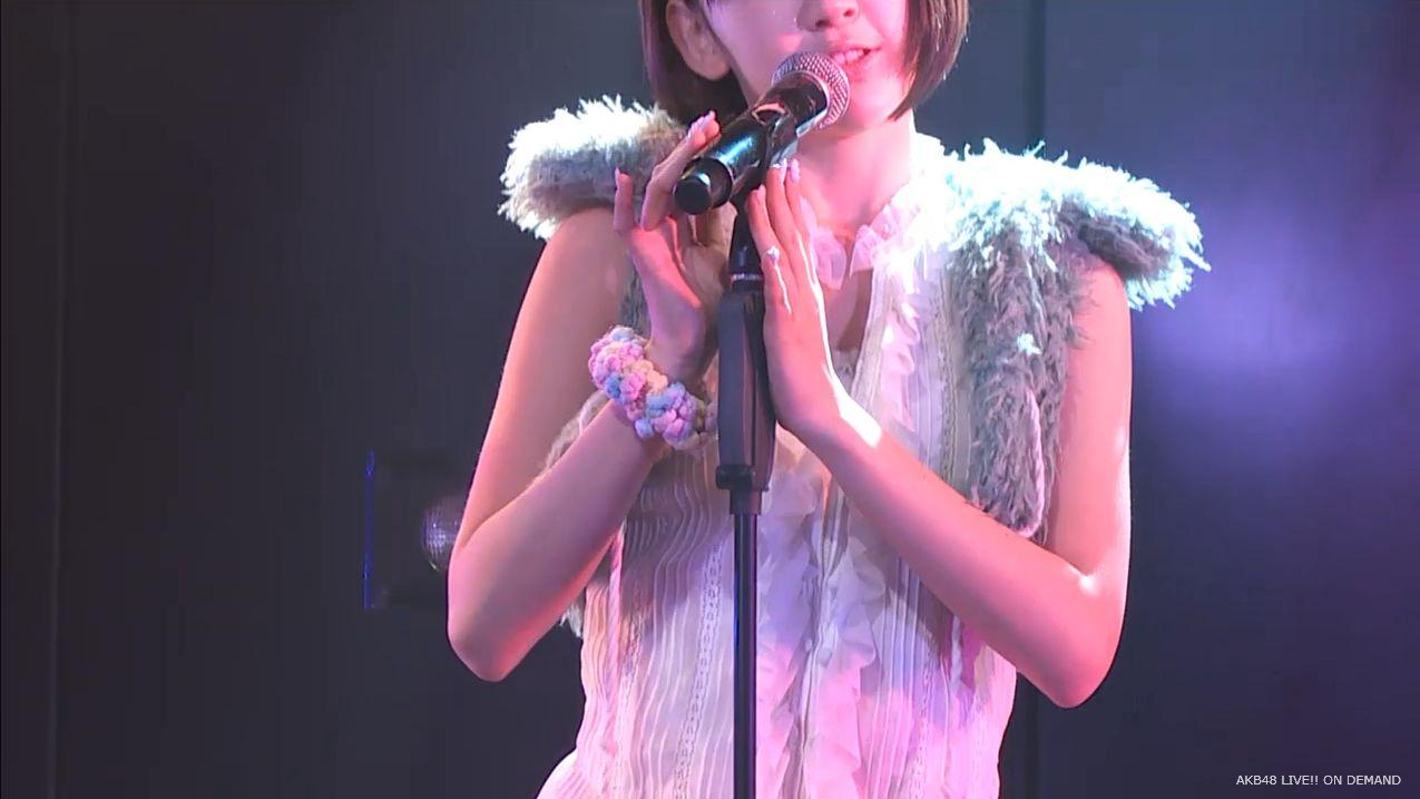 宮脇咲良 ハート型ウィルス AKB48チームA公演20140910 (34)