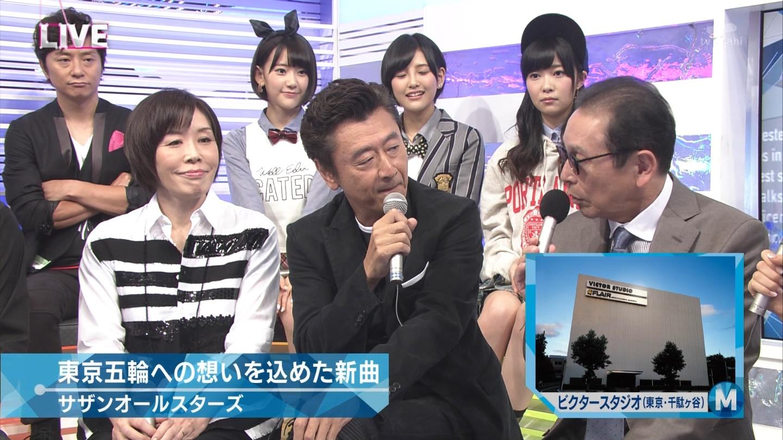 宮脇咲良 ミュージックステーション 控えめI love you 20140905 (20)