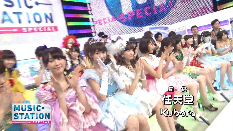 宮脇咲良 AKB48ミュージックステーション Mステ20140926 (84)