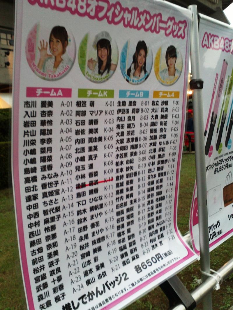 AKB48じゃんけん大会 武道館 (5)