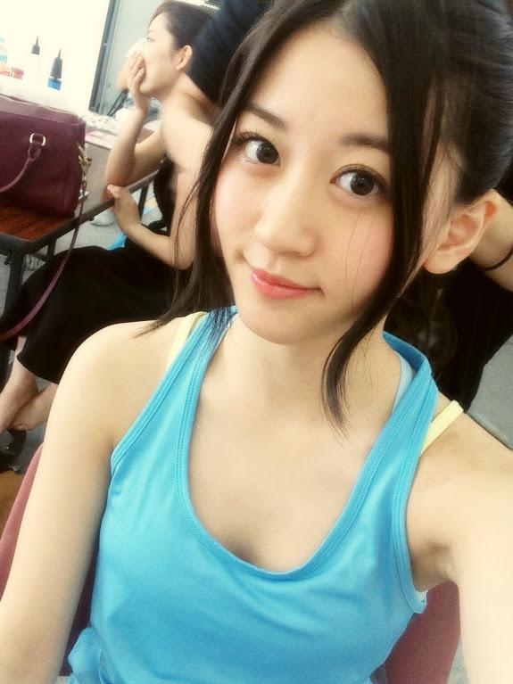 NMB48上西恵プレゼンツ「上西FITNESS CLUB」
