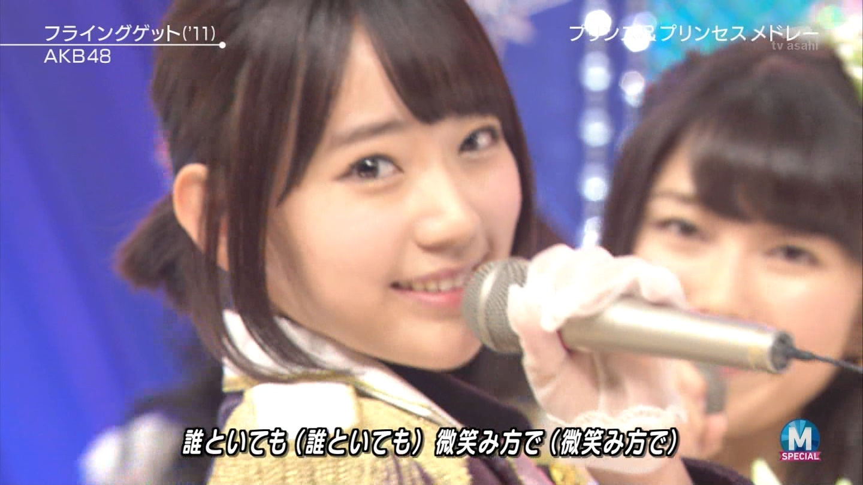 宮脇咲良 AKB48ミュージックステーション Mステ20140926 (65)