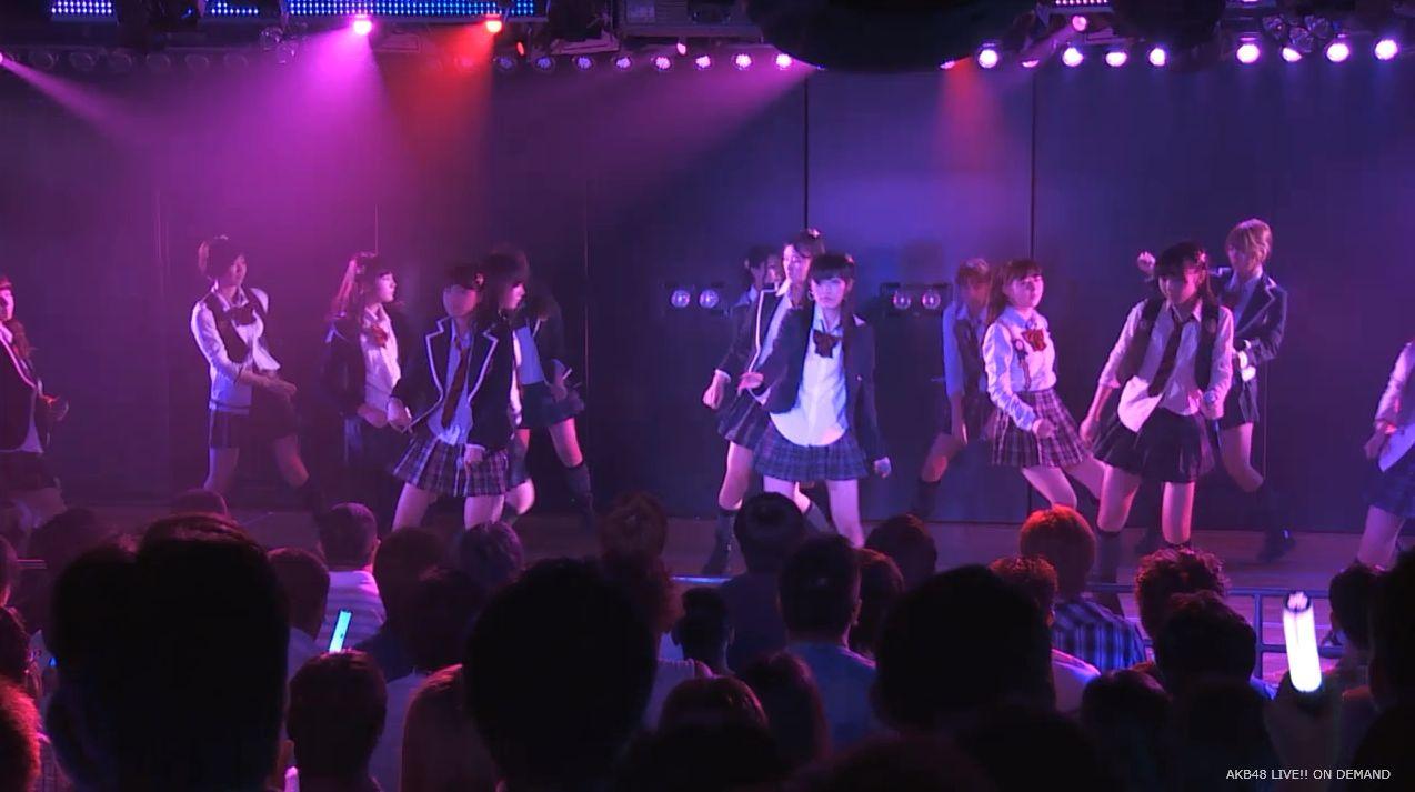 渡辺麻友ツインテール two years later チームB公演 20140905 (24)