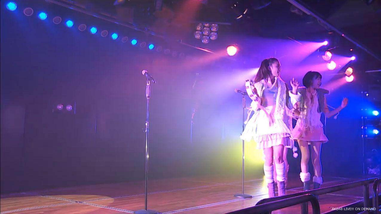 宮脇咲良 ハート型ウィルス AKB48チームA公演20140910 (20)