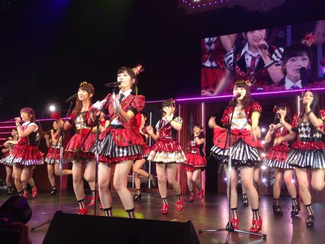 AKB48全国ツアー チームB佐賀 (1)
