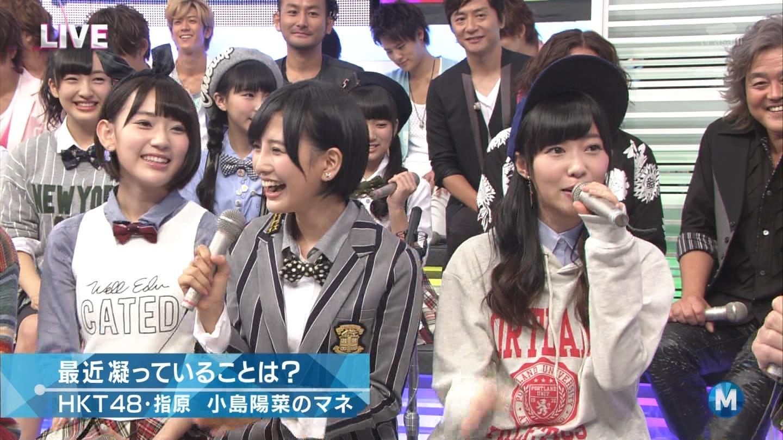 宮脇咲良 ミュージックステーション 控えめI love you 20140905 (42)