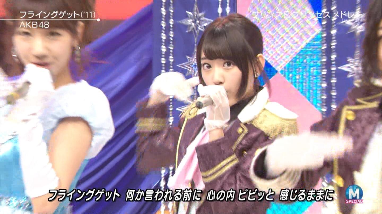 宮脇咲良 AKB48ミュージックステーション Mステ20140926 (61)
