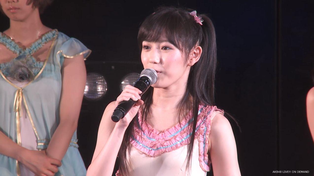 渡辺麻友ツインテール チームB公演 20140905 (46)