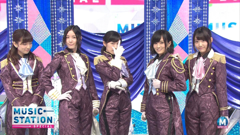 宮脇咲良 AKB48ミュージックステーション Mステ20140926 (38)