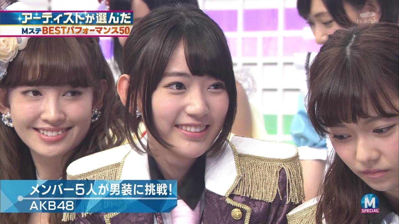 宮脇咲良 AKB48ミュージックステーション Mステ20140926 (31)