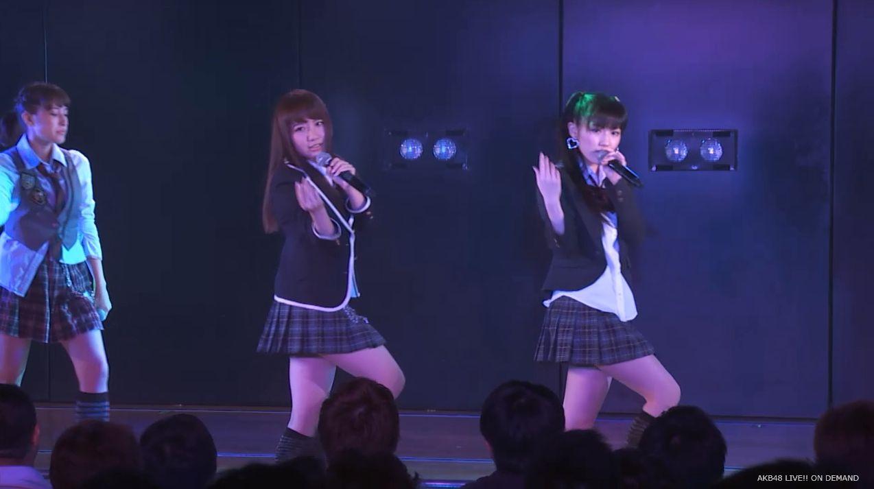渡辺麻友ツインテール two years later チームB公演 20140905 (8)