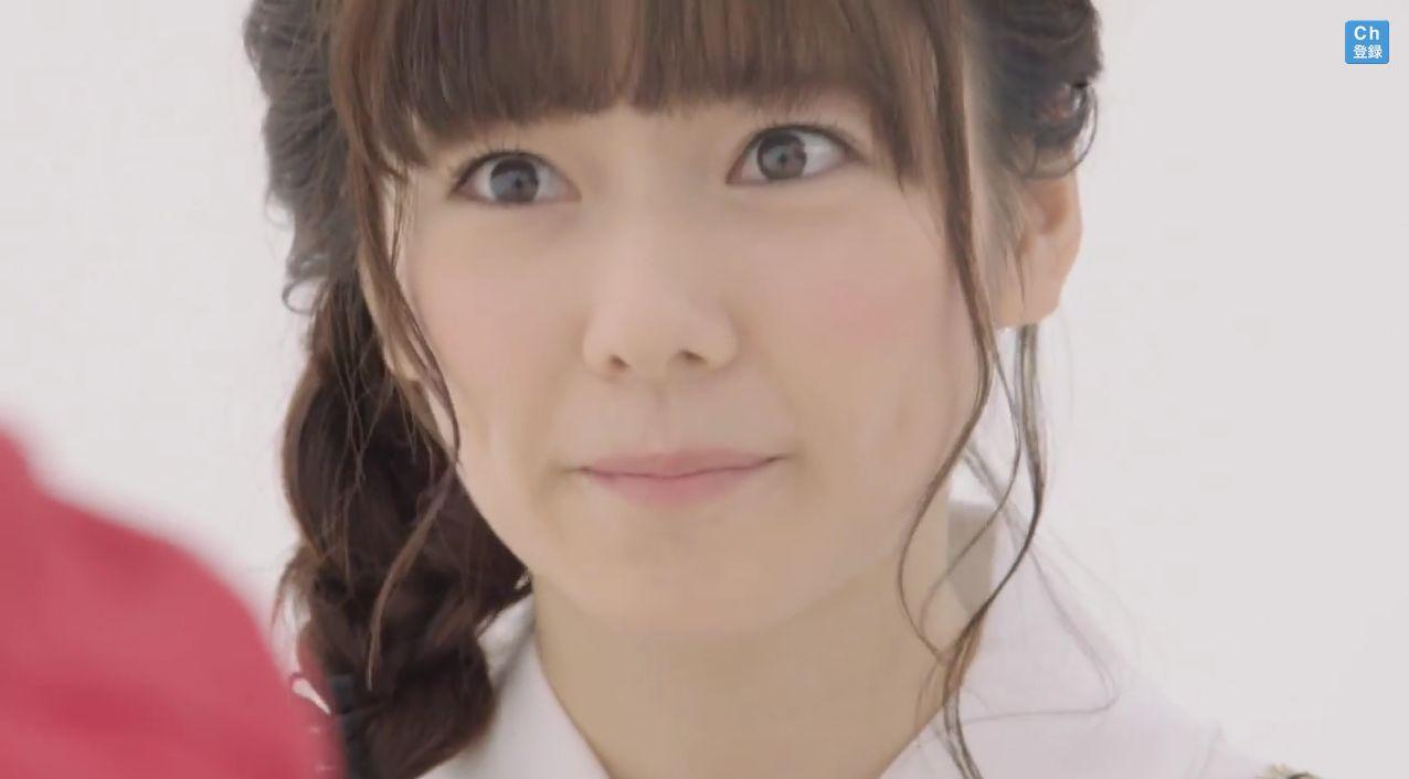 AKB48島崎遥香 マルちゃん正麺 塩味CM (11)
