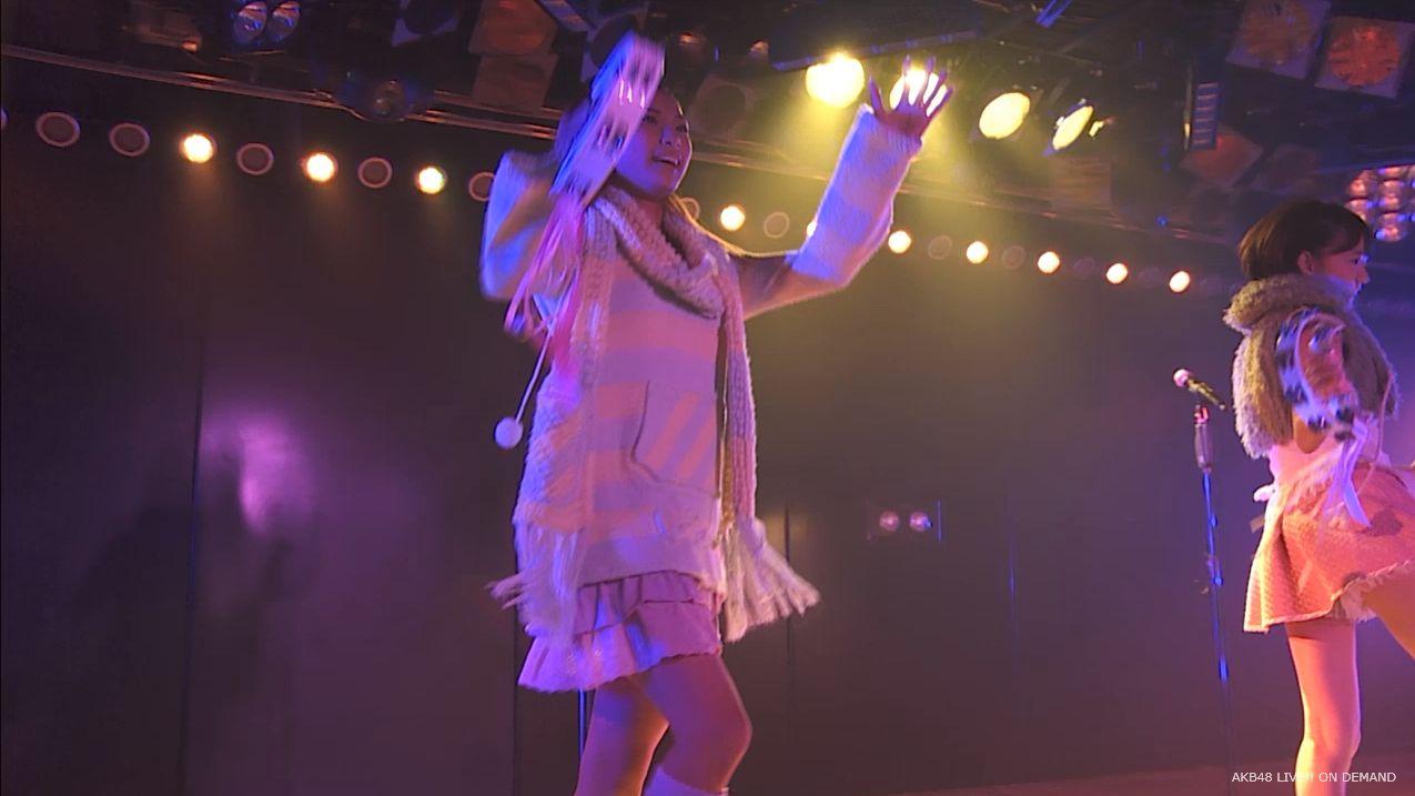 宮脇咲良 ハート型ウィルス AKB48チームA公演20140910 (18)