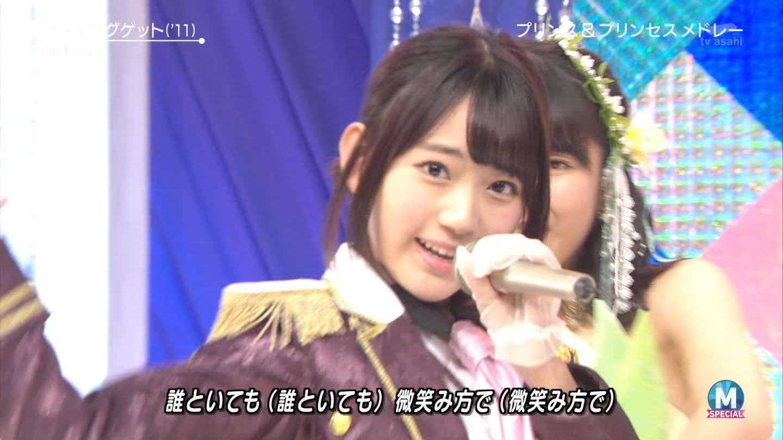 宮脇咲良 AKB48ミュージックステーション Mステ20140926 (64)