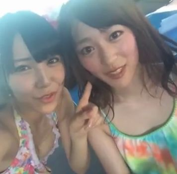 白間美瑠 イビサガール オフムービー (11)