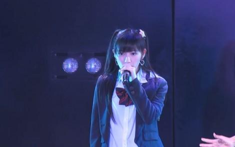 渡辺麻友ツインテール two years later チームB公演 20140905 (2)