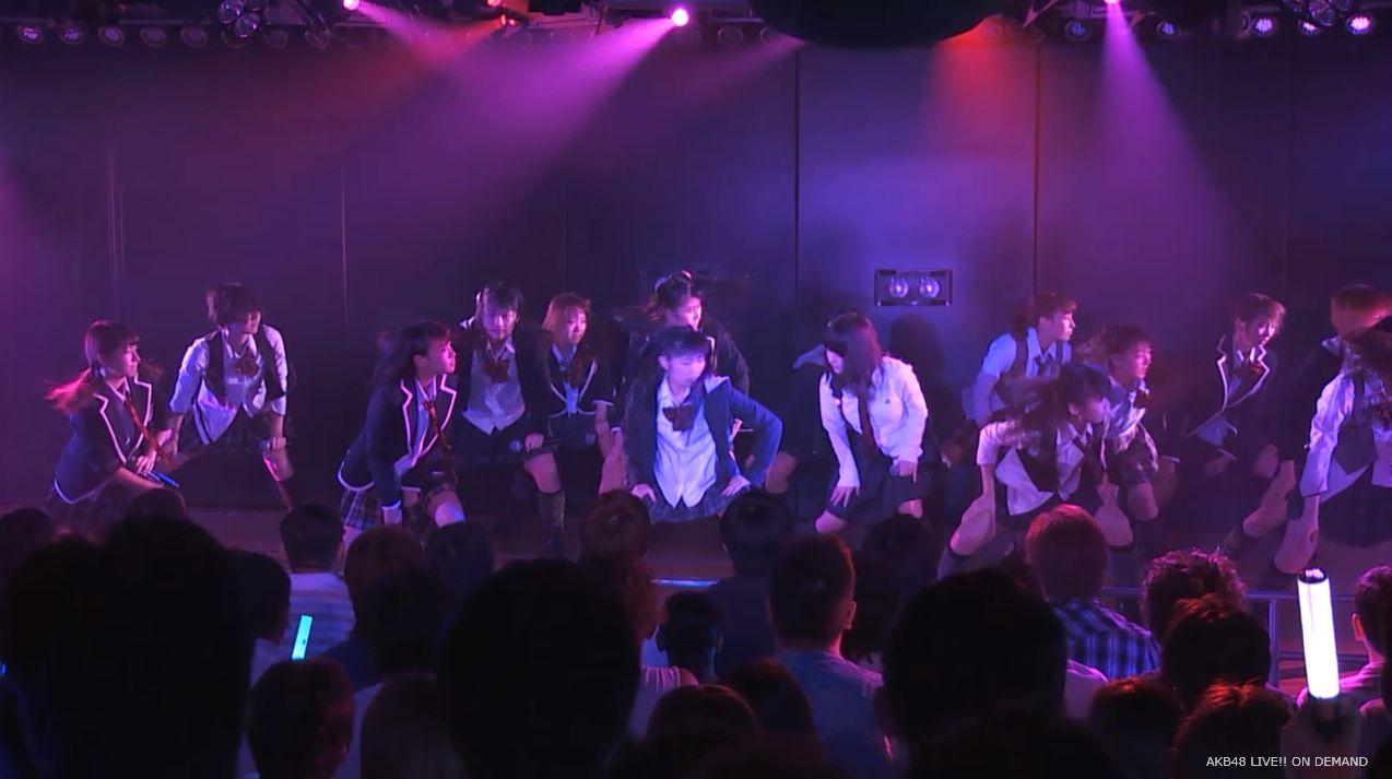 渡辺麻友ツインテール two years later チームB公演 20140905 (25)