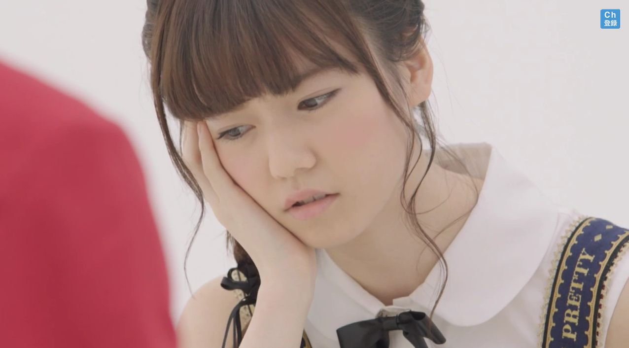 AKB48島崎遥香 マルちゃん正麺 塩味CM 14