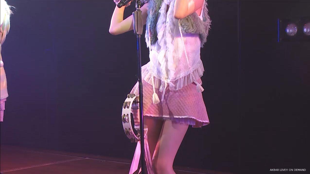 宮脇咲良 ハート型ウィルス AKB48チームA公演20140910 (10)