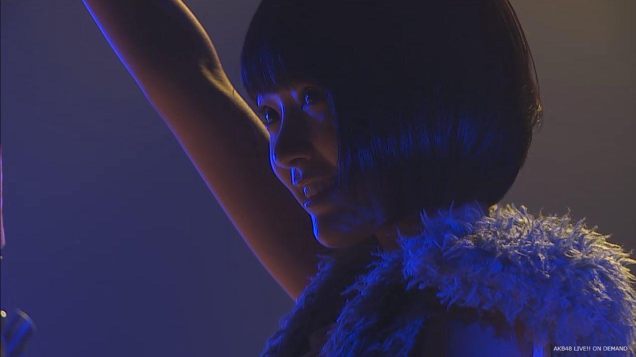 宮脇咲良 ハート型ウィルス AKB48チームA公演20140910 (49)