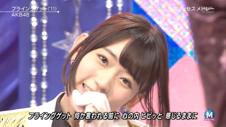 宮脇咲良 AKB48ミュージックステーション Mステ20140926 (62)