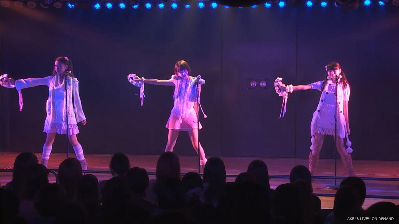宮脇咲良 ハート型ウィルス AKB48チームA公演20140910 (14)
